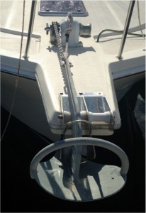 HORIZONTAL AXIS WINDLASS